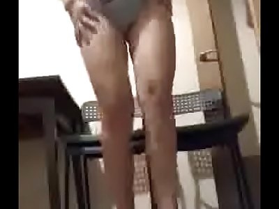 Hot Teenage Taunt Her Knockers And Cunt Nut On Periscope