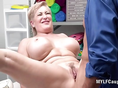 Hot Mummy Sobs When Cop Force Fucks Her- Ryan Keely