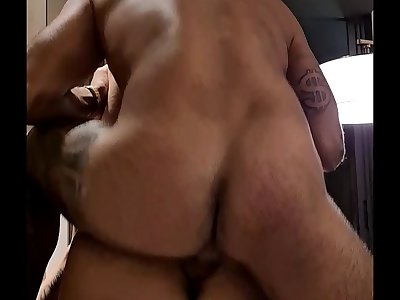 She is fucked and then frigs herself
