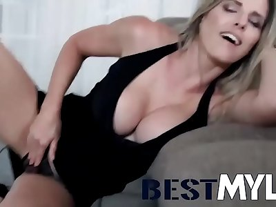 Blondes Bang Strapped - Total SCENE on http://BestMylf.com