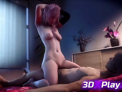 Lightning Rough Fuck Big Hard-on Super 3D Pornography Game