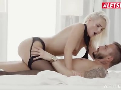 WHITE BOXXX - #Nancy A #Cherry Smooch - AWESOME BLONDE COMPILATION - 2020 EDITION!