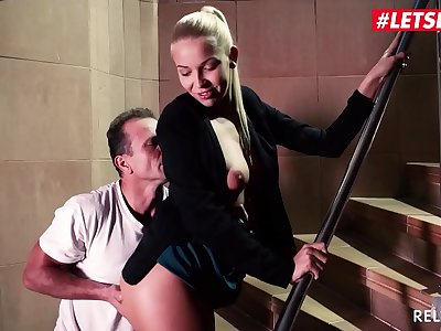 LETSDOEIT - #Karol Lilien - Czech Mummy Stunner Blows And Fucks With Spa Manager For A Discount