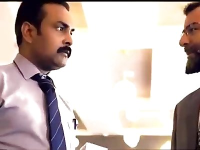 Hot Indian mummy make relationship with office boy