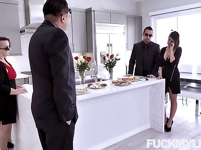 Fuck The Draining Away Brooklyn Chase