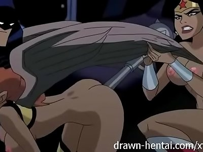 Youthfull Justice Hentai - Desert warmth for Megan