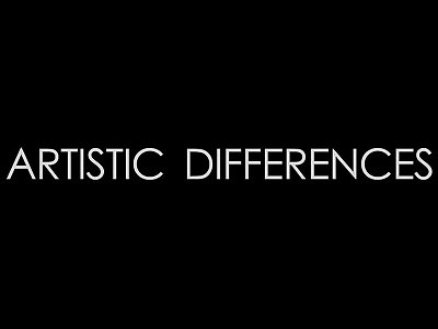Artistic Differences - Meana Wolf