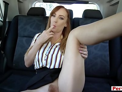 Big-titted and sexy stepmother Dani Jensen asking stepson for taboo hookup