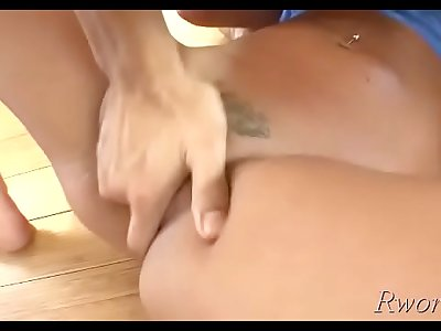 Lever loves to penetrate superb looking Charley Chase's putz