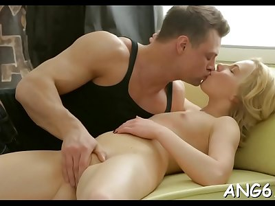 Adorable Angie Koks seems to be a D/s with such a suck off