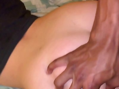 horny pawg fucks her best friends bf when she goes to class pt 1