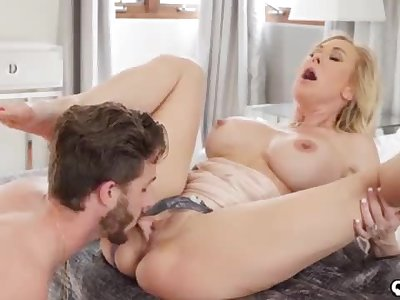 stepmother brandi love biotch creampies